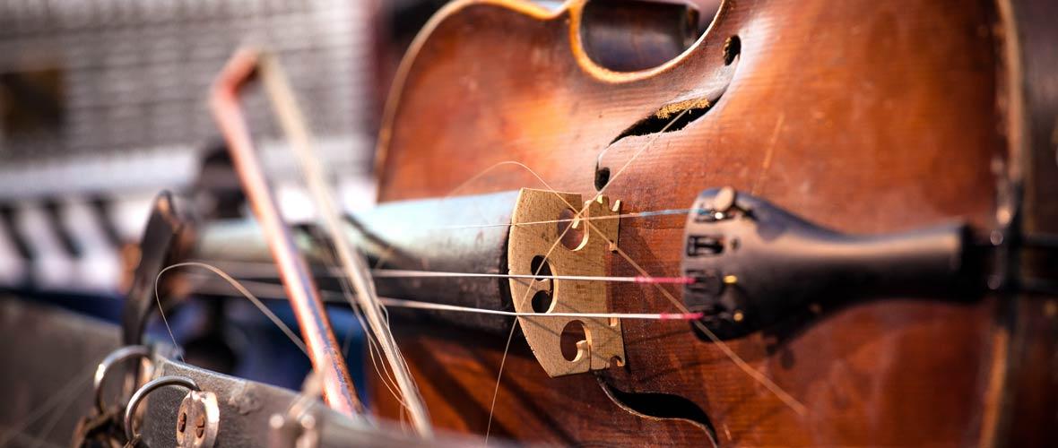 violin lessons kilsby